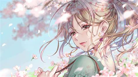 Beautiful Anime Girl 4k Beautiful Anime Girl