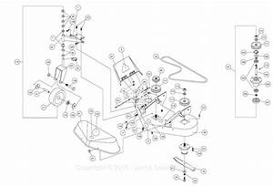 Billy Goat Fm3300 Parts Diagram For Deck Assembly