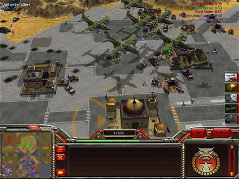 conquer generals command zero hour game pc games torrent general ea heroes usa 2003 september company version screenshots gameplay von