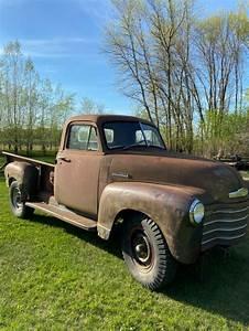 1951 Chevy Pickup Rat Rod 1947 1948 1949 1950 1952 1953