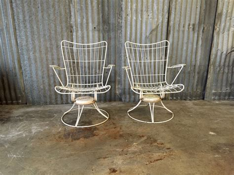 Vintage Homecrest Patio Furniture by Midcentury Patio Chairs Homecrest Vintage Rocking Chair