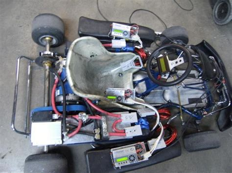 Electric Kart Motor by Electric Go Kart Motor Made In Usa Electric Go Kart Kit
