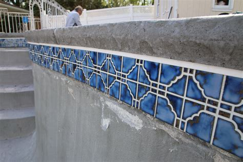 swimming pool tile installation center valley pa 8 frog