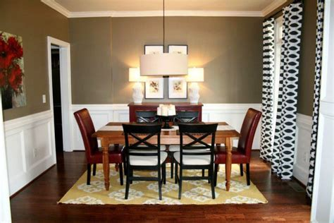 Ideas For Dining Room by 20 Dining Room Ideas With Chair Rail Molding Housely