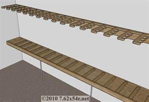 gun rack plans guns pinterest guns and gun racks