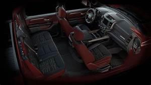 2017 Dodge Ram Rebel Interior