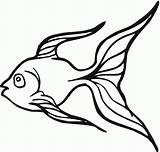 Goldfish Coloring Pages Clip Fish Clipart Drawing Outline Printable Bowl Gold Cliparts Clipartpanda Colouring Animal Library Simple Getcoloringpages Clipartmag Presentations sketch template