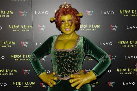 Heidi Klum Halloween Costume Slays The Game Once