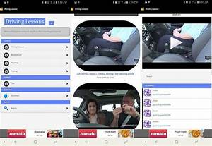Top 8 Driving Lesson Apps To Learn A