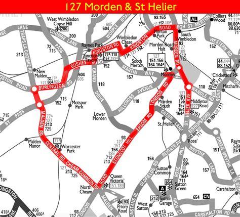 London Bus Route 127
