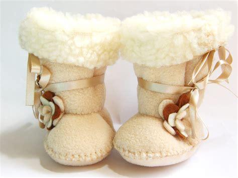 baby boots ugg style fleece baby booties fur baby shoes