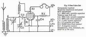 vintage radio and electronics fun with radio trf With valve radio circuit
