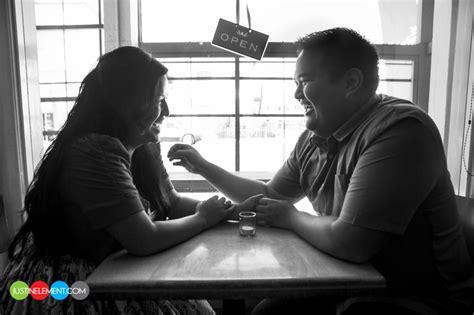 liza bernie engaged san diego balboa park