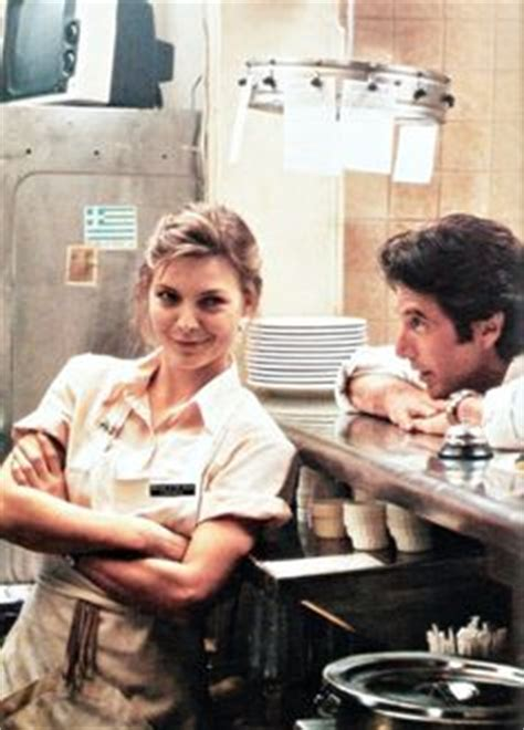 michelle pfeiffer al pacino frankie  johnny food