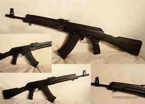 Russian Saiga AK74 IZ240 Rifle. 5.45X39 In Very... for sale