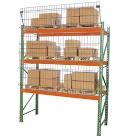 husky rack and wire pallet rack safety security husky rack wire