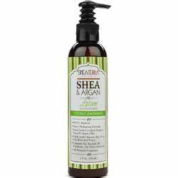 shea terra organics argan and rose complex