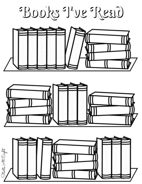 Books I've read   Printables   Reading log printable