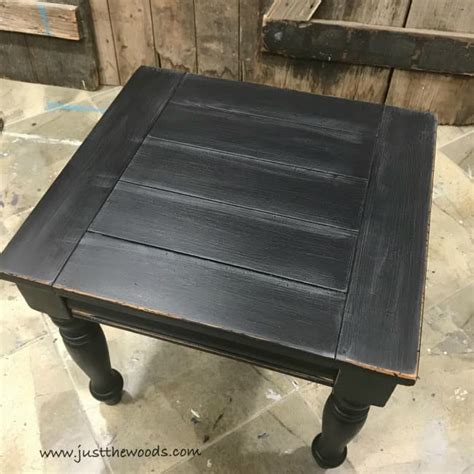 32460 black distressed furniture how to get farmhouse style black distressed furniture