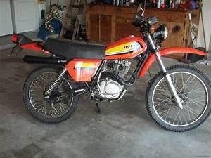 1979 Honda Xl 185