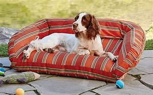 orvis orvis watershed indoor outdoor bolster dog bed cover With outdoor covered dog bed