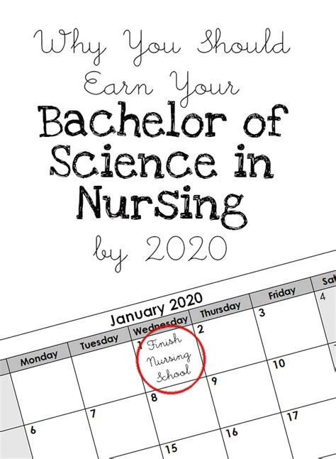earn  bachelor  science  nursing