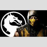 Mortal Kombat X Wallpaper Scorpion | 1024 x 576 png 198kB