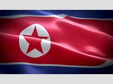 North Korea anthem & flag FullHD КНДР Северная Корея