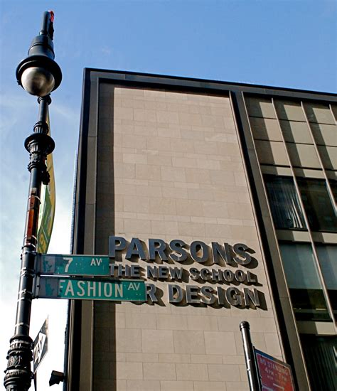 parsons school of design nyc nyc parsons the new school for design the david m