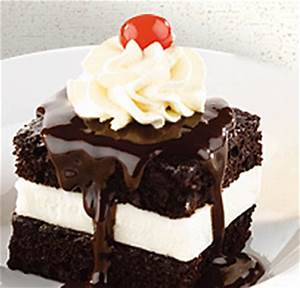 FREE Hot Fudge Cake at Shoney's on December 6th