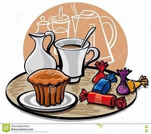 Kaffee Und Kuchen Bilder Kostenlos : kleiner kuchen s igkeit und kaffee mit milch lizenzfreie stockfotos bild 18882078 ~ Cokemachineaccidents.com Haus und Dekorationen