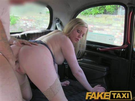 Brown Blonde Homemade Fucks In Fake Taxi