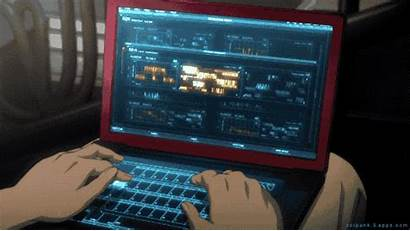 Aesthetic Cyberpunk Psycho Computers Anime Pass Sp