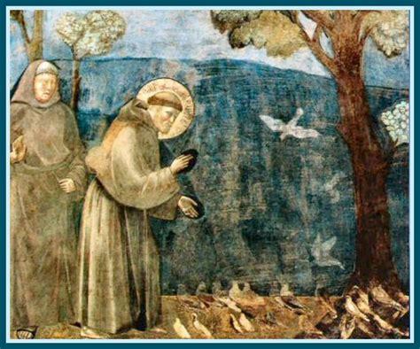 ipernity fran 231 ois d assise pr 234 chant aux oiseaux