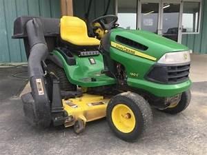 John Deere 102 115 125 135 145 155c 190c Lawn  U0026 Garden