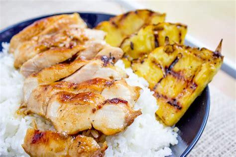 panda express mandarin teriyaki chicken copycat dinner