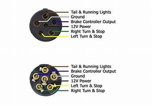 7 Way Rv To 6 Trailer Wiring Diagram