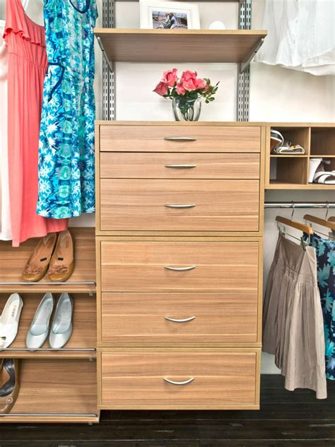 Small Closets by 20 Small Closet Organization Ideas Hgtv