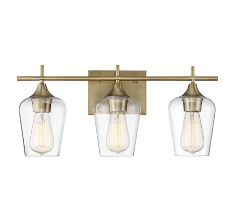 high end bathroom lighting 8 4030 3 322 octave 3 light bath bar by savoy house 18718