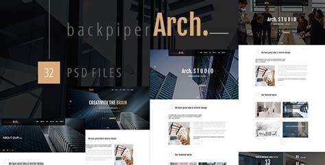 Backpiperarch  Architecture,interior, Portfolio Psd