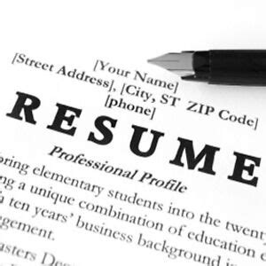 resume writing services in toronto gta kijiji classifieds