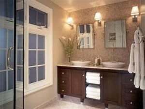 Bathroom backsplash beauties bathroom ideas designs hgtv for Spa style bathroom vanity