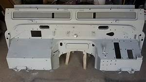 Land Rover Defender Bulkhead Repair