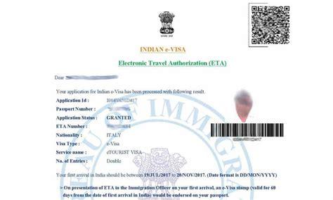 visto ingresso india visto d ingresso in india e come compilare il modulo
