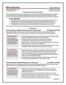 Management Resume Package BrightSide Resumes