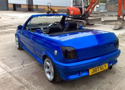 Fiesta Turbo Convertible Cars For Sale Forums