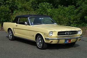 1964-½ Ford Mustang is an Affair to Remember