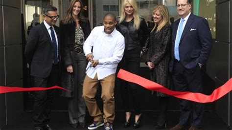 Kate Upton Joins Victor Cruz at Ribbon Cutting Ceremony ...