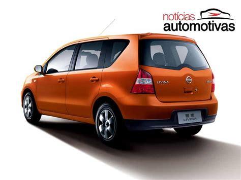 Nissan Livina Backgrounds by Nissan Livina Anos Vers 245 Es Motor Equipamentos E Detalhes