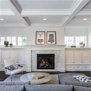 built in cabinets contemporary living room beckwith With kitchen cabinets lowes with bathing suit wall art